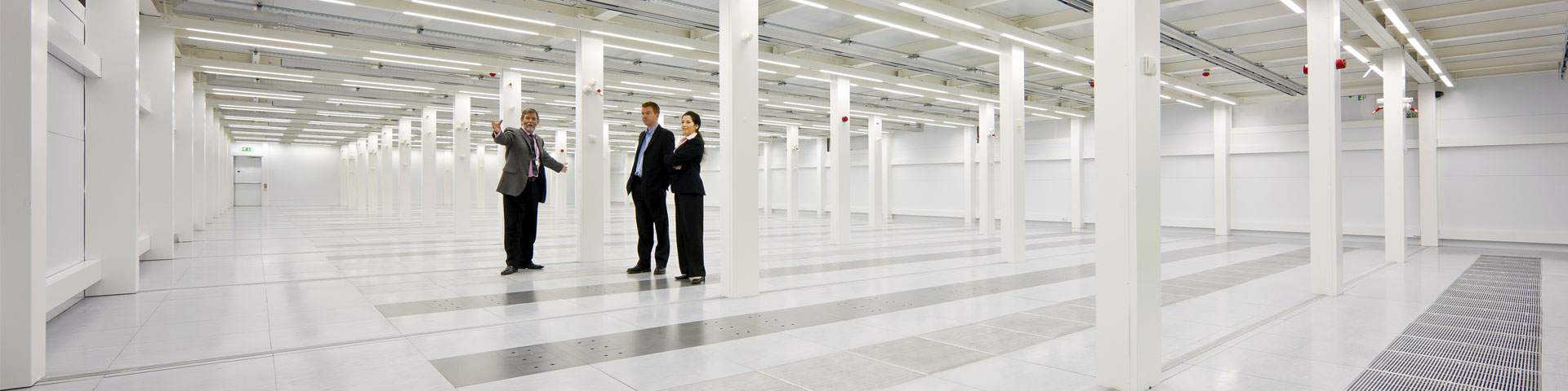 data centre real estate management