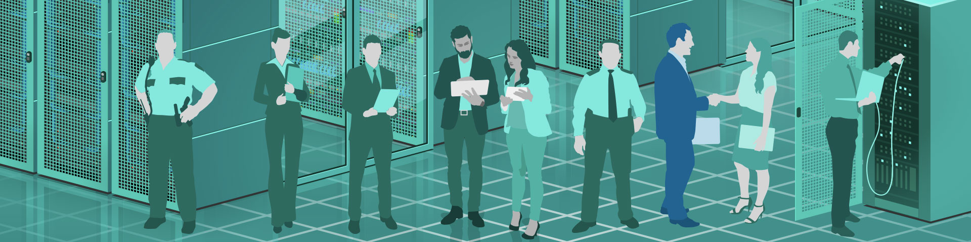 data centre people and experts