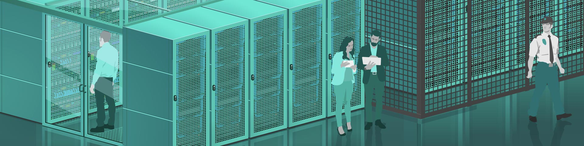 Data centre value added services