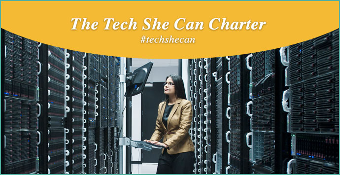 The Tech She Can Charter