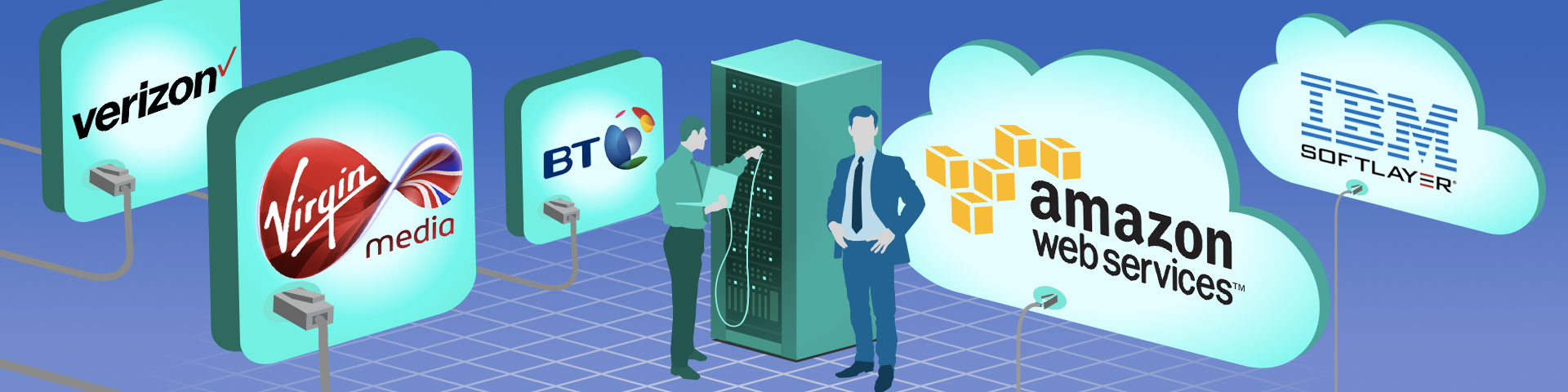 data centre connectivity solutions